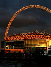 Sporting Venues Sport Theatres Wembley