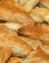 Gordon Brown's Filo Pastry Parcels - British Or Not?