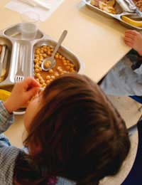 School Dinners Reputation Children Diet